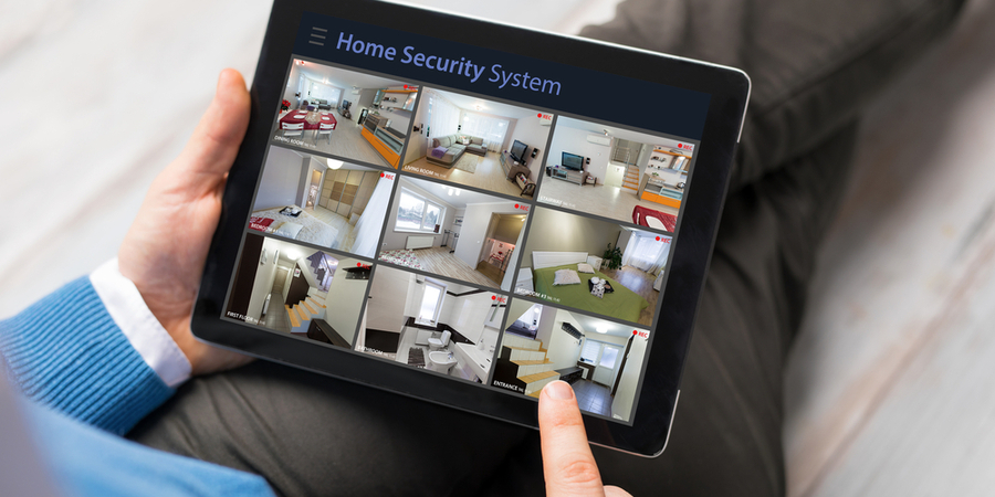 3 Places You Can Install Home Surveillance Cameras
