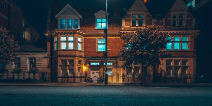 Improving Your Home Security with Outdoor Lighting
